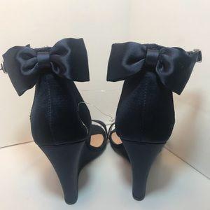 betseyville Shoes - Betseyville open toe wedge sandal